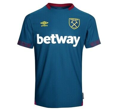 West Ham United F.c Shirt Adult Away 2018/19 New Shirt With Tags