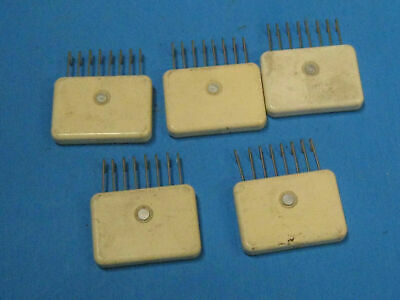 """5 KNITTING MACHINE pin CLAW WEIGHT  1 5/8"""" long   4.2oz total of 5    4p4"""