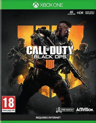 Call of Duty Black Ops 4 - Xbox One - Brand New & Sealed - Free 1st Class Post