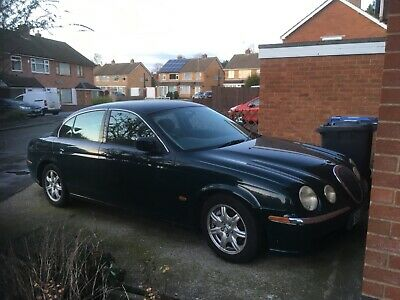 Jaguar s type 3.0 v6 manual