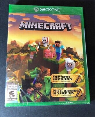Minecraft [ Master Collection Pack ] (XBOX ONE) NEW