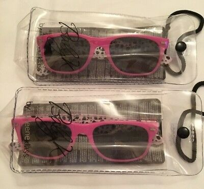 2 Mothercare Baby K By Myleene  Klass Pink Girls Uv Sunglasses.. Bnip