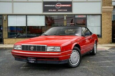 1992 Cadillac Allante  low mile free shipping warranty collector luxury finance cheap clean carfax