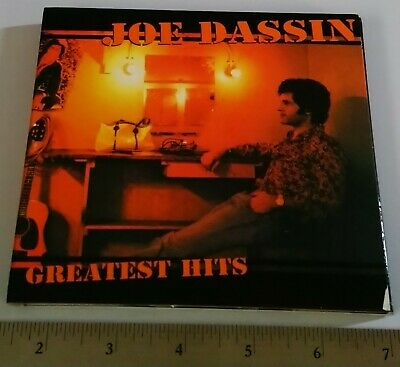 Joe Dassin Greatest Hits Collection Music 2 CD 2007 Sony France PC Used Good