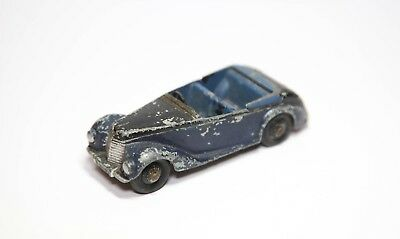 Dinky 38e Armstrong Sidley Sports Coupe - Nice Vintage Diecast Meccano