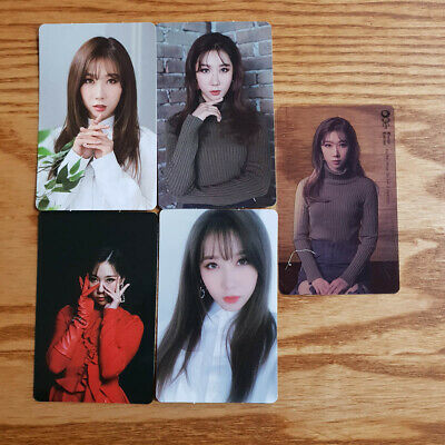 Handong Official Photocard Set Dream Catcher 4th Mini Album The End of Nightmare