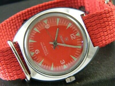 VINTAGE HAND-WINDING SWISS MADE WRIST WATCH 235-a125508-9