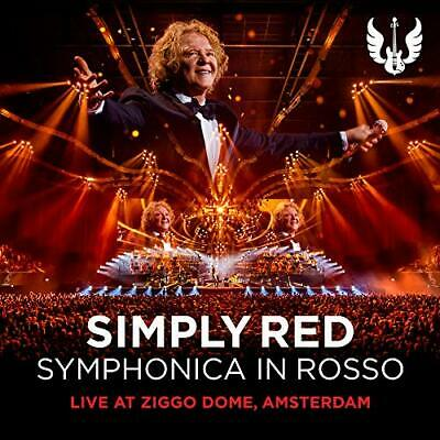 Simply Red - Symphonica in Rosso (Live at Ziggo Dome Amsterdam) [CD]