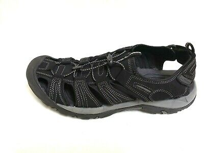e96a9304a820 NEW! Men s Outland Equinox Adventure Sandals - Black 109R am