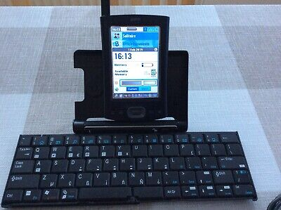 Palm T X - Palm Handheld & comes with fordable keyboard and power supply