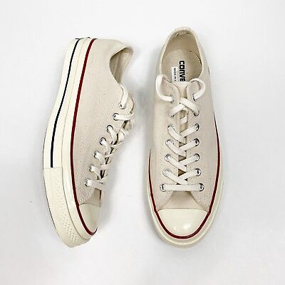 34f9c77bff3e Converse First String Chuck Taylor All Star 70 1970 Low Ox Ivory Men 9.5  142338C