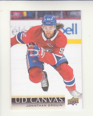 2018-19 UD Series 2 - UD Canvas - Finish Your Set (18-19) C151 to C180