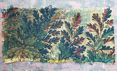 An 18th Century Verdure Tapestry Fragment