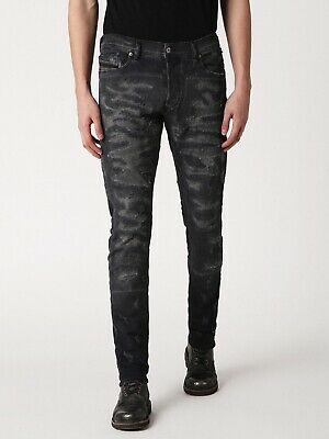 ca695e04 DIESEL Jeans TEPPHAR 084LS STRETCH Slim-Carrot Limited Edition W32-L32
