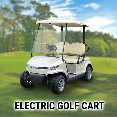 NEW, Electric Golf Cart 48V Buggie Buggy 2 Seats