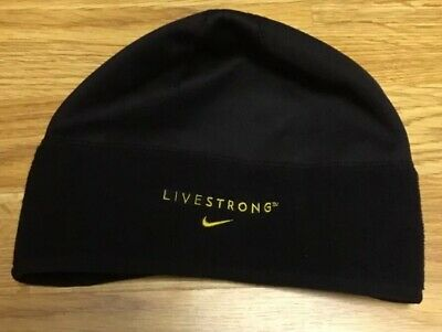 NIKE THERMA-FIT LIVESTRONG Running Winter Hat Beanie -  20.99  72b53f8d8ab