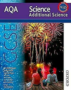 New AQA GCSE Additional Science (Aqa Science Students Book), Breithaupt, Jim, Us