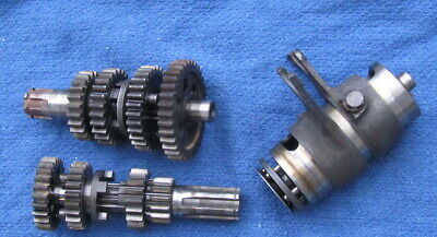 1964 Honda Ca200 Transmission Gears Shift Forks C Ct200 Ca Ct 200 1965 1966 1967