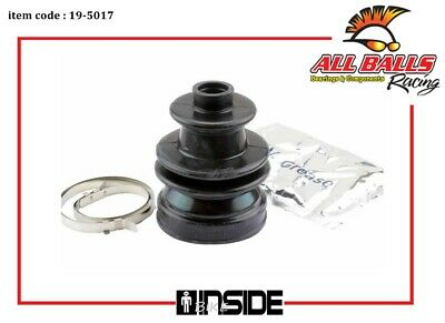 CV Boot Kit For 2017 Polaris Sportsman 850 High Lifter Edition~All Balls 19-5017