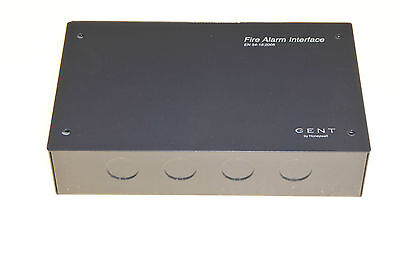 Fire Alarm Interface Metal Enclosure box S4-34492 GENT Viglion