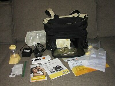 Medela Pump-in-Style Advanced Double Breast Pump w/ On-the-Go Tote, Sanitized