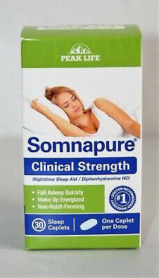 Peak Life Somnapure, Tablets 30 each