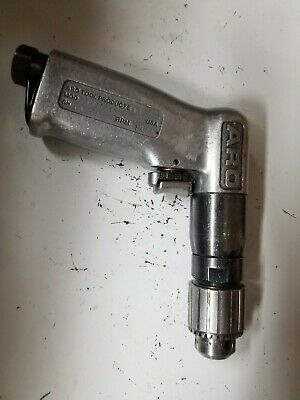 "Aircraft tools ARO 1/4"" Mini Palm Drill with Jacobs Chuck  reversible 2600 rpm"
