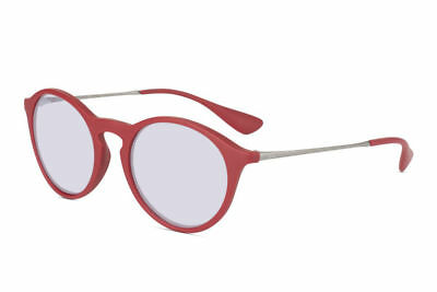 651a1969ff Ray Ban RB4243 6224 B5 Highstreet Bordeaux Gunmetal Pink Silver Round  Sunglasses