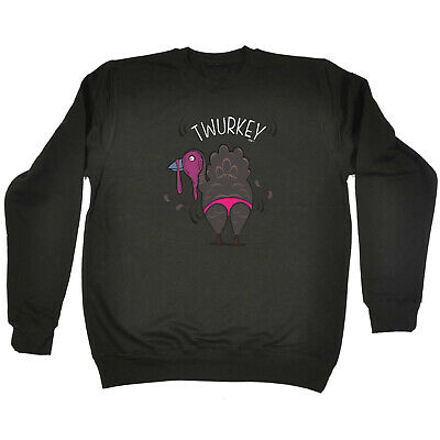 Funny Kids Childrens Sweatshirt Jumper - Twerky