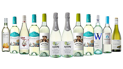 AU Best Selling Brand Mixed Sauv Blanc Wine Pack 12x750mL - FREE SHIPPING