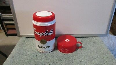 campbell's soup thermos 6.5 inch