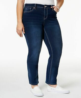 e685a5d2086 Hydraulic NEW Blue Womens Size 16W Plus Lola Curvy Stretch Jeans  74- 627