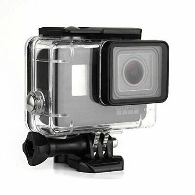 45M Gopro Hero 5 Camera Diving Underwater Housing Case Mount Waterproof Cover A4