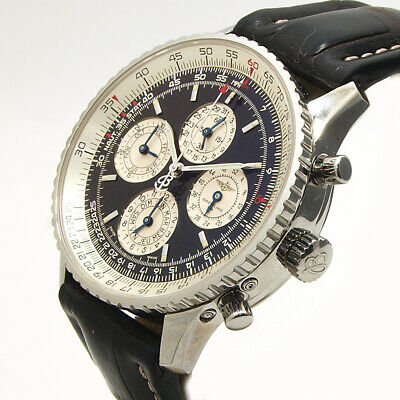 Free Shipping Pre Owned Breitling Navitimer 1461 A38022 Limited Watch