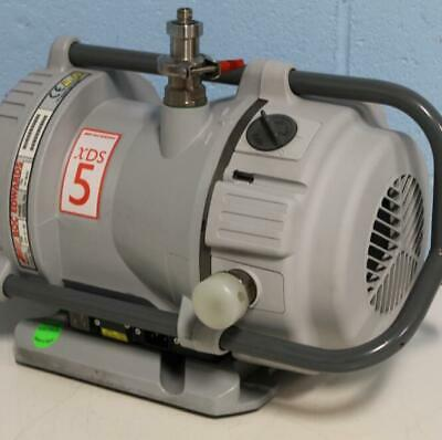 Edwards xds5 scroll vacuum pump Used working