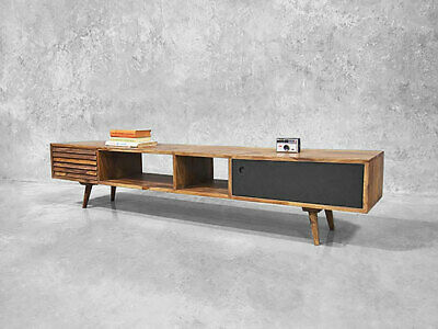 Scandinavian Entertainment Unit Tv Stand Retro Danish Furniture