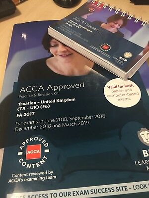 ACCA TX / F6 Revision Kit