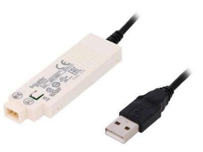 SR2USB01 Communication cable Zelio Logic 3m SCHNEIDERS