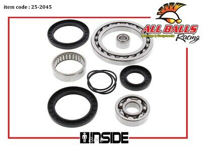 25-2045 Kit Cuscinetti E Paraoli Differenziale Post. Yamaha 450 Rhino 2006>2009