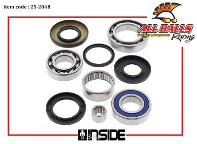 25-2048 Cuscinetti E Paraoli Differenziale Post. Suzuki Lt-F 250 Ozark 2002>2014