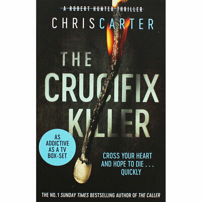 The Crucifix Killer by Chris Carter (Paperback), Fiction Books, Brand New