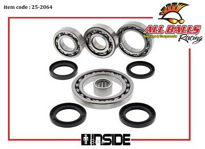 25-2064 Kit Cuscinetti E Paraoli Differenziale Post. Suzuki Lt-F 500 F 2001>2002