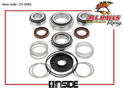 25-2082 Kit Cuscinetti E Paraoli Differenziale Post. Polaris Ranger 4X4 700 2008