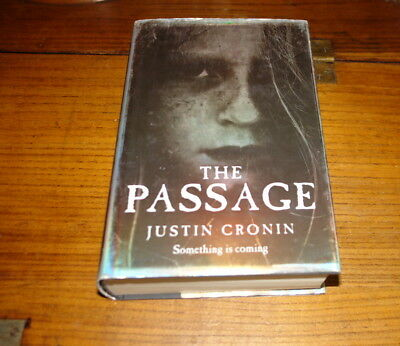The Passage By Justin Cronin-Signed Copy