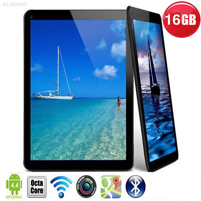 """7"""" Inch Android Tablet 8GB Quad Core 4.4 Dual Camera Bluetooth Wifi Tablet UK"""