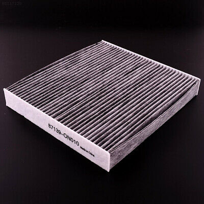 8499 Carbonized C35667 NEW Cabin Efficient Grey Air Filter For Car TOYOTA Yaris