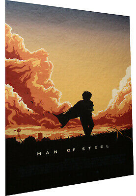 superman wall decor A1 movie film poster print art painting for glass frames