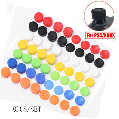 Joystick Cap Thumb Stick Grip Silicone Cover For PS4 XBOX ONE PS2 XBOX360/PS3