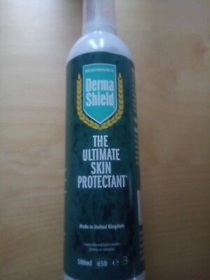 Derma Shield Skin Safety Protectant 500ml