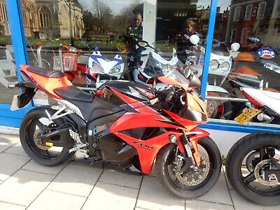 Honda CBR600RR-A . 1 lady owner FSH Superb condition  Lowered seat12 months MOT